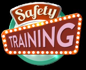 Safety training program courses.